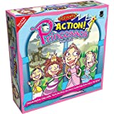 Action Princesses Board Game