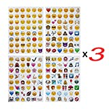 Emoji Stickers 576 Cute Funny Stickers Happy Faces Scrapbooking Trendy Gifts for Kids Adults