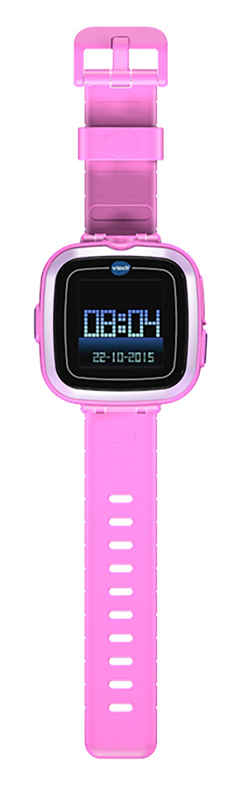 VTech Kidizoom – SmartWatch para niños, Rosa (80-155714) (versión