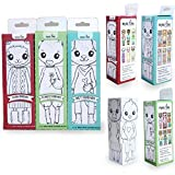 Forest, Farm and Pet Coloring Blocks