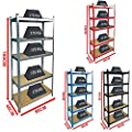 Home Discount Large 5 Tier Shelves produced by Home Discount - quick delivery from UK.