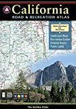 Benchmark California Road & Recreation Atlas 2012