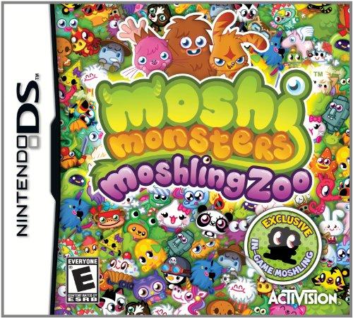 Moshi Monsters Moshling Zoo [US Import]