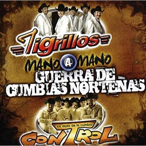 Mano a Mano by Tigrillos^Reyes De La Cumbia Control