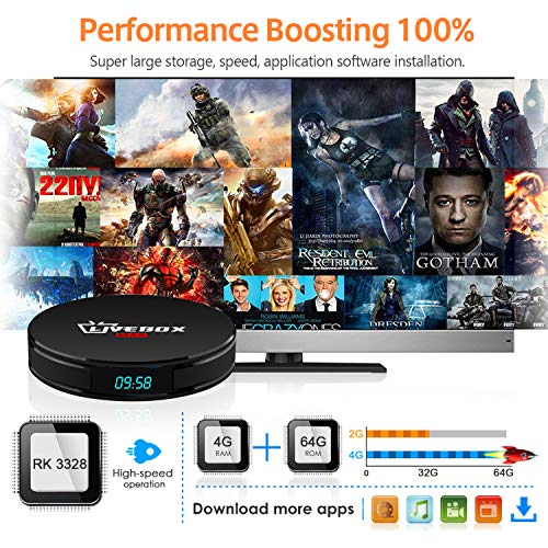 Zoom IMG-2 livebox android 9 0 tv