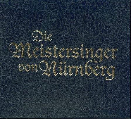 Wagner: Die Meistersinger von Nürnberg - Live Sep 1995 - 4CD Box Set - Limited Edition -