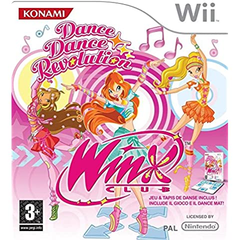 Dancing Stage Winx Club + Tappeto