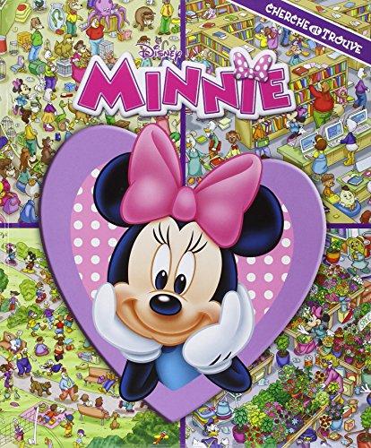 Minnie - Cherche et trouve par Disney