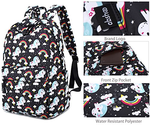 a1b8e44d00c7 Lightweight Unicorn Backpack for Girls – The Dabbing Unicorn