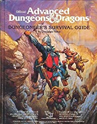 Advanced Dungeons &Dragons  Dungeoneer's Survival Guide