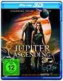 Jupiter Ascending [3D Blu-ray] -