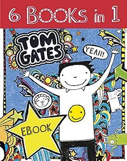 Tom Gates 6 Book Bundle (English Edition) eBook: Liz Pichon ...