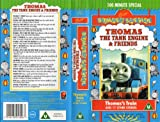 Thomas The Tank Engine And Friends - Thomas' Train And Other Stories [VHS] [Import anglais]
