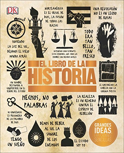 El Libro de la Historia (Big Ideas Simply Explained) por Dk