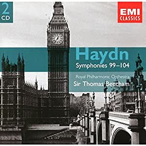 Sinfonien 99-104