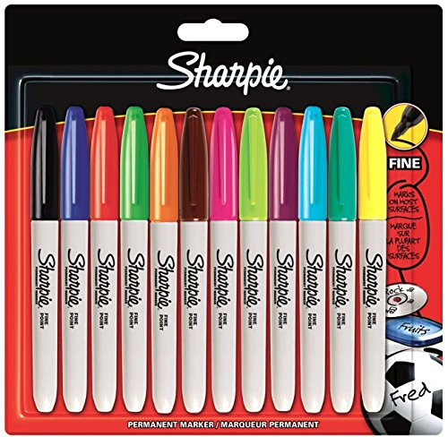 sharpie-marker-pens-permanent-fine-point-pack-of-12-color-assorted