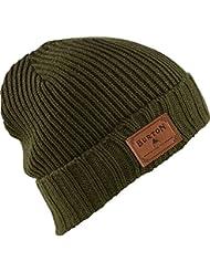 Burton gorro para hombre M gringo BNIE, invierno, hombre, color Verde - verde, tamaño Talla única