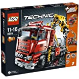 lego 8264 jeu de construction technic le camion benne jeux et jouets. Black Bedroom Furniture Sets. Home Design Ideas