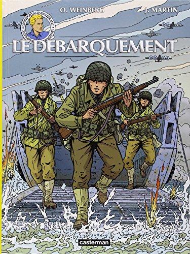 Les reportages de Lefranc : Le Dbarquement