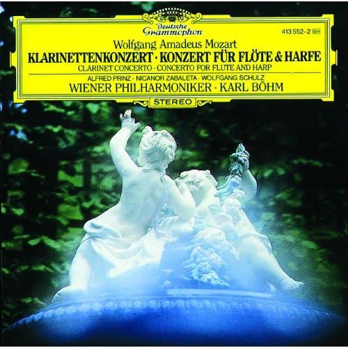 Mozart: Clarinet Concerto K.622; Flute & Harp Concerto K.299