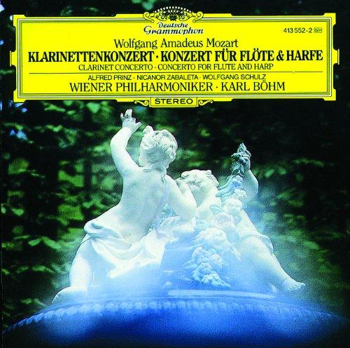 Mozart: Clarinet Concerto In A...