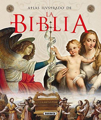 Atlas ilustrado de la Biblia por Susaeta Ediciones S A