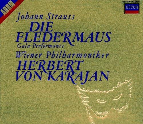 """J. Strauss II: Die Fledermaus / Act 3 - Nr.16 Finale: """"O Fledermaus, o Fledermaus"""""""