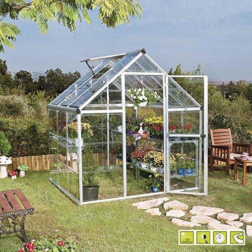 VERDEMAX Serra Doritis Medium 184X185X209 Garten Gewächshäuser Und Garten