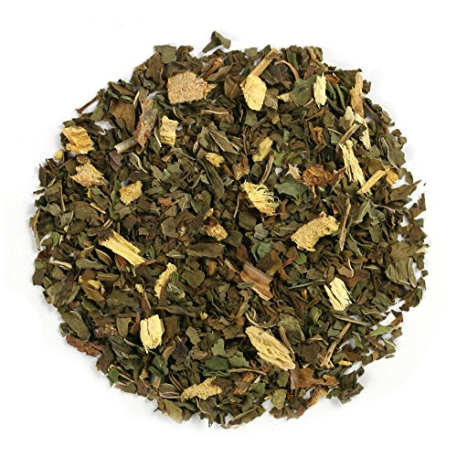 Peppermint and Liquorice Premium Loose Leaf Herbal Tea - Chiswick Tea Co - 500g (2 x 250g bags)