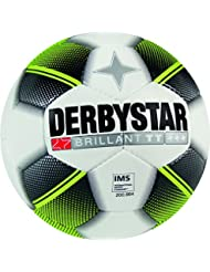 Derbystar Brillant TT, 5, weiß schwarz gelb, 1299500125