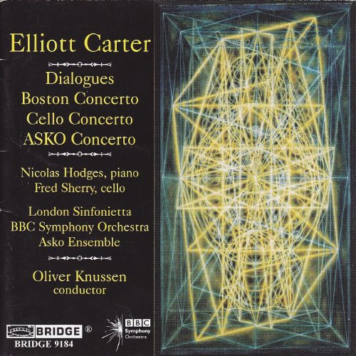 The Music of Elliott Carter, Vol. 7