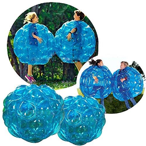Bubball Pelota de burbuja / Bola hinchable/ para niños/ Dimensiones 90cm /Amortigua...