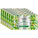 Marca Amazon - Presto! Papel higiénico de 3 capas ECO - 48 (6x8) rollos (200 hojas x rollo)