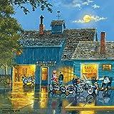 SunsOut 60216 - Barnhouse: Sam's Place 2 - 1000 Teile Quadratpuzzle