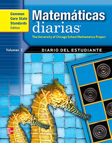 Everyday Mathematics, Grade 2, Spanish Math Journal 2