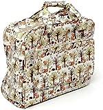 HobbyGift MR4660/125 | PVC Sewing Machine Bag Woodlands
