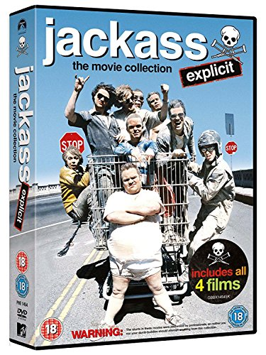 Movies 1 To 3 Boxset (incl. Jackass 2.5)