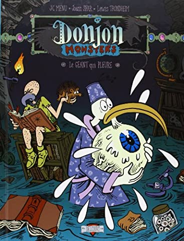 Donjon Monsters, tome 2 : Le géant qui