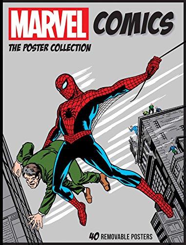 MARVEL COMICS (Insights Poster Collections) por MARVEL COMICS