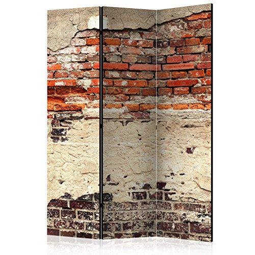 murando Biombo con Tablero de Corcho Ladrillo 135x172 cm - de Impresio