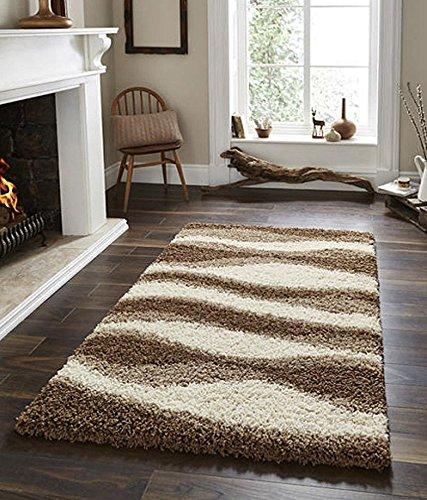 Selecive Premium 4D Shaggy Carpet (3 x 5 Feet)