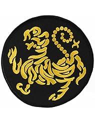 Parche Shotokan Karate Tiger, tamaño grande