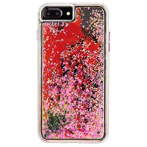 a46c7161c00 Case-Mate Glow Waterfall Funda para teléfono móvil Rosa, Transparente -  Fundas para teléfonos