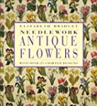 Needlework Antique Flowers: With Over...