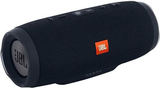 JBL Charge 3 Enceinte portable étanche - Noir [Ancien modèle]