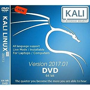 Kali Linux 2017.1 64 bit Latest Edition