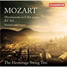 Mozart: Divertimento, K. 563 - Preludes and Fugues