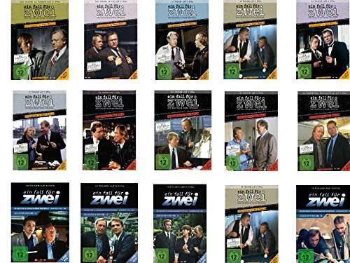 Collector's Box 1-15 (78 DVDs)
