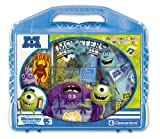 Cheapest Clementoni 41170.2 - Monster University Jigsaw Puzzle Cube Pack Of 12 on