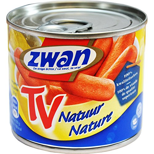 saucisses-zwan-nature-210g